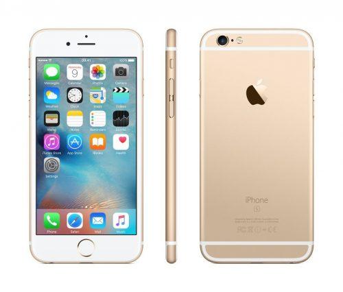 iPhone 6 Vàng cũ Like New 99%