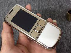 Nokia 8800e 4G Gold Zin Chính Hãng – Bảo Hành 24 Tháng