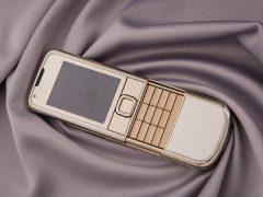 Nokia 8800 Gold Chính Hãng – Bảo Hành 2 Năm