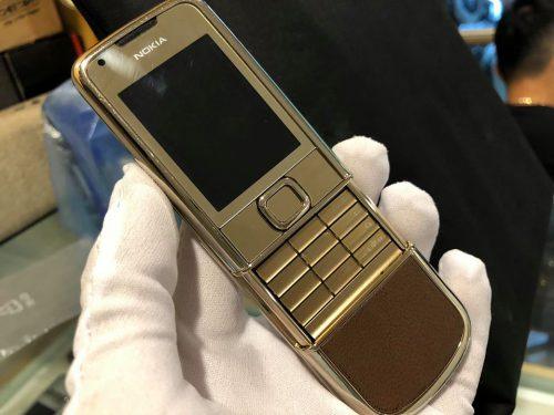Nokia 8800a Gold Zin Chính Hãng Giá Rẻ – Bảo Hành 2 Năm