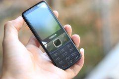 Nokia 6700 Mầu Đen Classic Black Chính Hãng – Bảo Hành 16 Tháng