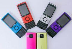Điện Thoại Nokia 6700 Slide Nắp Trượt