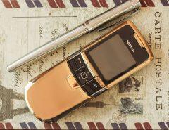 Nokia 8800 Anakin Gold Zin Chính Hãng – Bảo Hành 2 Năm