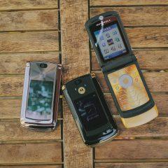 Motorola V3 V8 V9 Chính Hãng