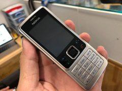 Nokia 6300 Chính Hãng – Bảo Hành 2 Năm