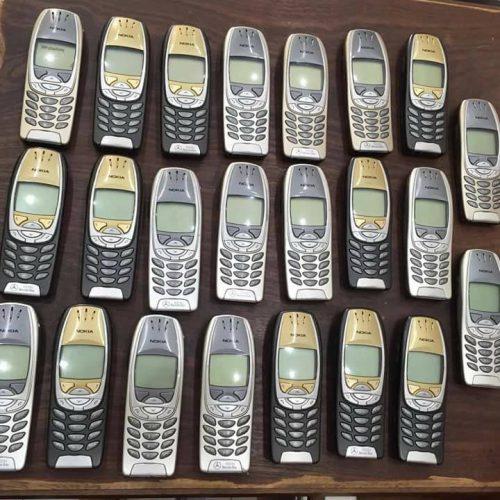 Nokia 6310i Chính Hãng Vỏ Cao Cấp
