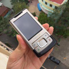 Nokia 6500 Sile Chính Hãng