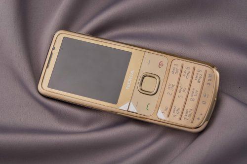 Nokia 6700 Gold Chính Hãng New FullBox – Bảo Hành 2 Năm