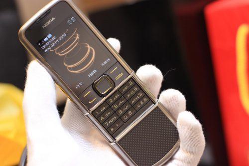 Nokia 8800E Carbon Arte Chính Hãng – Bảo Hành 2 Năm