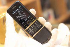 Nokia 8800 Sapphire Black Mix Gold Chính Hãng