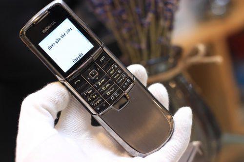 Nokia 8800 Anakin Spcial Chính Hãng – Bảo Hành 2 Năm