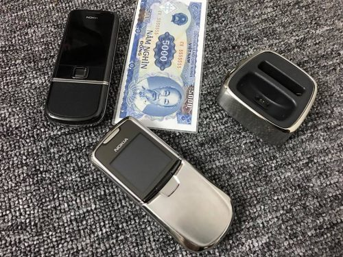 Nokia 8800 Anakin Chính Hãng – Bảo Hành 2 Năm