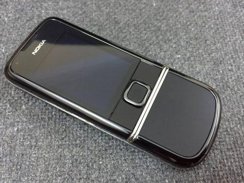 Nokia 8800 Arte Black Chính Hãng – Bảo Hành 12 Tháng