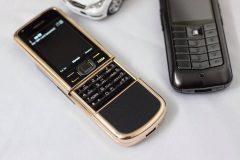 Nokia 8800 Đen Hồng Chính Hãng