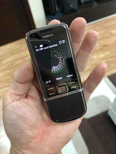 Nokia 8800 Sapphire Arte Nâu Chính Hãng – Bảo Hành 12 Tháng