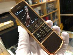 Nokia 8800 Nâu Hồng Chocolate Chính Hãng – Bảo Hành 2 Năm