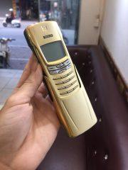 Nokia 8910 & 8910i Gold Chính Hãng Mới – Bảo Hành 2 Năm