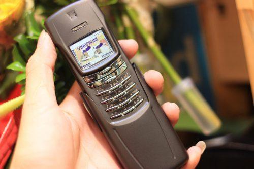 Nokia 8910i Chính Hãng Mới 90 – 99%