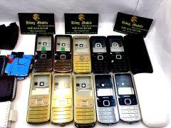 Vỏ Nokia 6700, 515, 8600, 8910, E71, E72, 6300 Chính Hãng