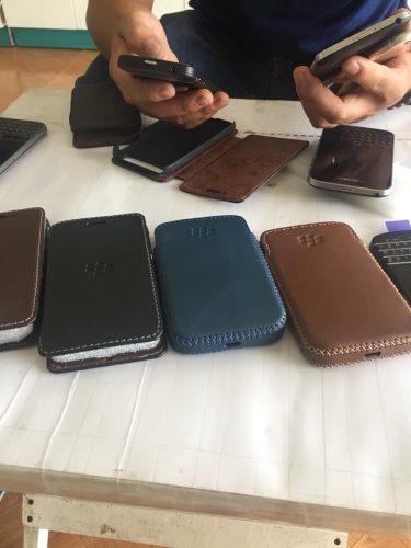 Bao Da rút Blackberry Q20