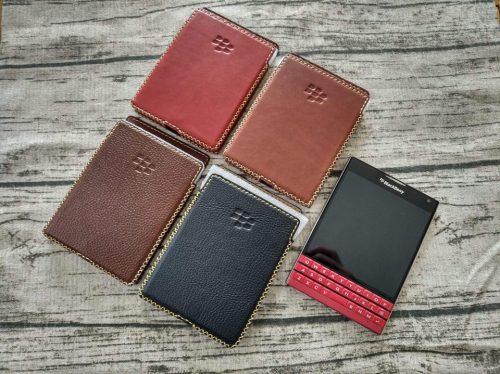 Ốp lưng Bao Da Bao da BlackBerry Passport