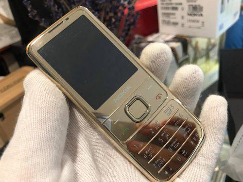Nokia 6700 Gold FPT New FullBox Siêu Hiếm – Bảo Hành 2 Năm