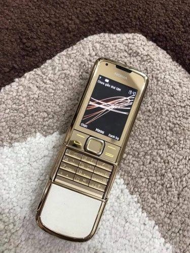 Điện Thoại Nokia 8800 Gold Chính Hãng – Bảo Hành 2 – 3 Năm