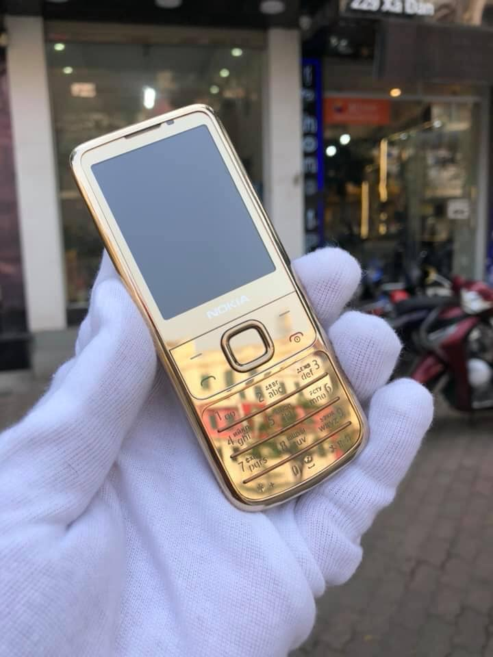 Báo Giá Điện Thoại Nokia 6700 Gold Chính Hãng