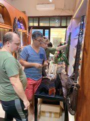 Thắt Lưng Nam Da Cá Sấu – Bảo Hành Da 2 Năm