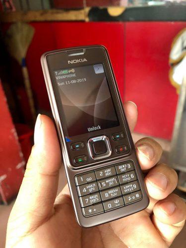 Nokia 6300 Mầu Nâu Chính Hãng