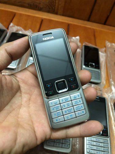 Nokia 6300 Mầu Bạc Chính Hãng